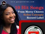 Mercy Chinwo EeZee Conceptz Record Label