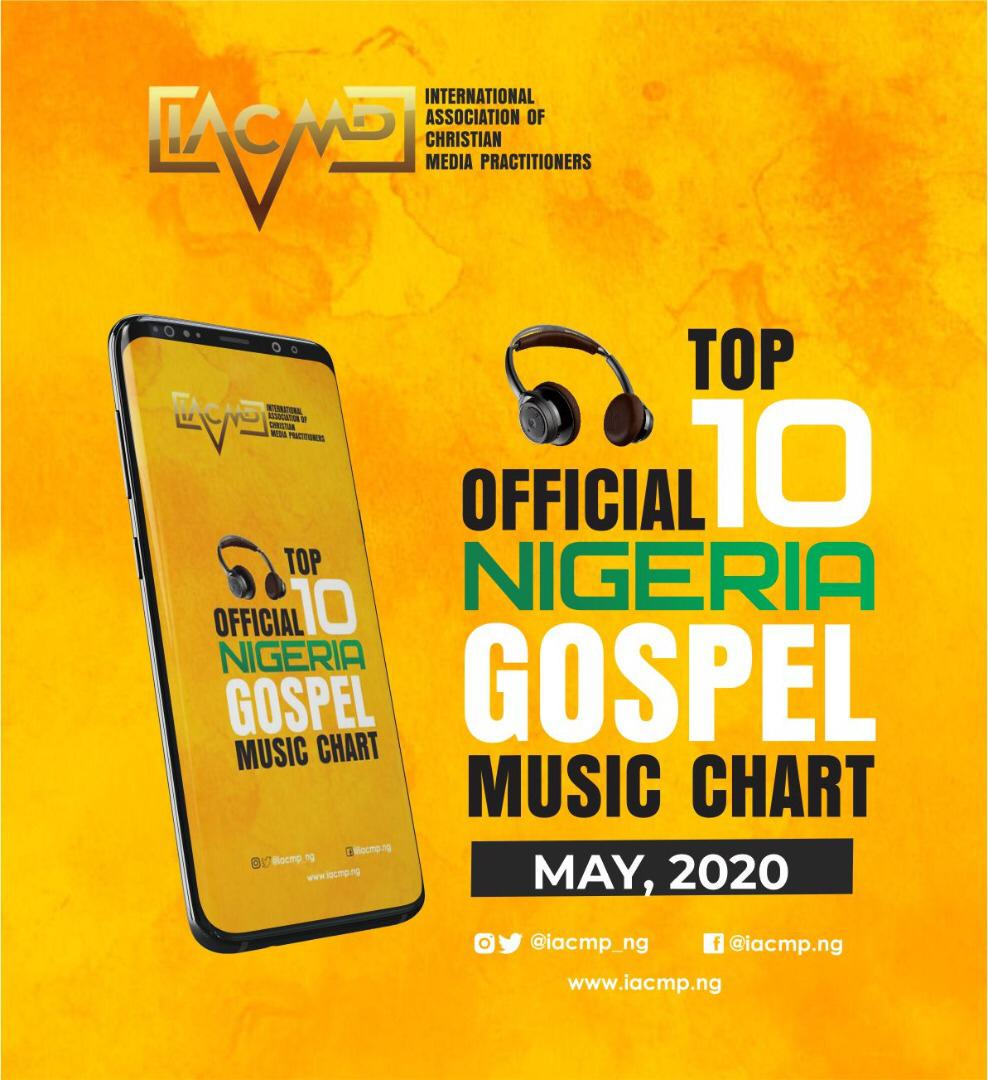 Top 10 Chart Nigerian Gospel Music (IACMP May 2020)
