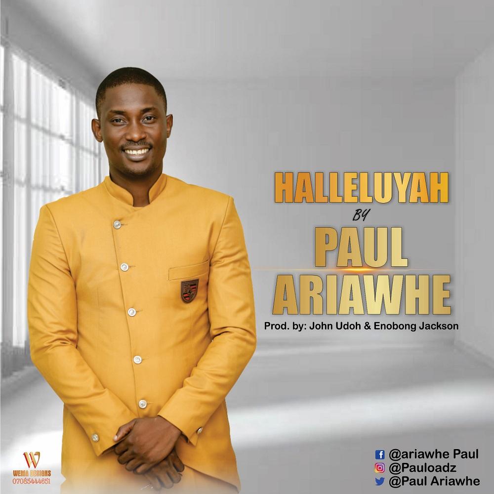 Paul Ariawhe - Halleluyah