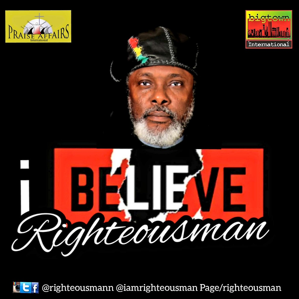 Rigtheous Man - I Believe