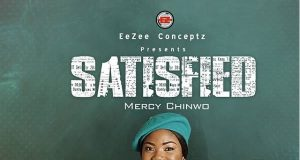 Satisfied Mercy Chinwo's Official Cover Art for Sophomore Album