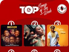 Top 6 Songs Of The Week, Monday, June 22 – Sunday, June 28, 2020
