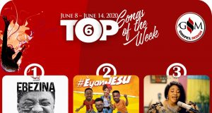 Top 6 Songs Of The Week, Monday, June 8 – Sunday, June 14, 2020