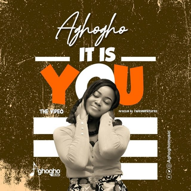 Aghogho Releases Official Video