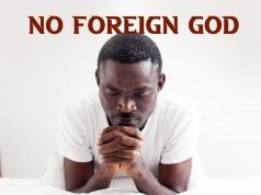 Akinmuyisitan Olusegun - No Foreign God ft The Company of Priests