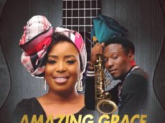 MoniQue - Amazing Grace Ft. Wale Sax