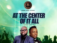 At The Center Of It All By Eben, Cover By Seyi Israel