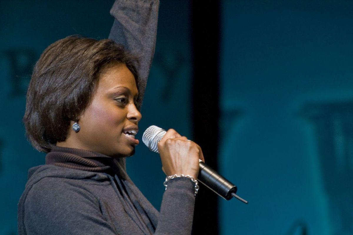 Ayiesha Woods Welcomes New Baby Birth