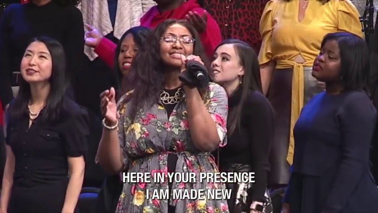 Brooklyn Tabernacle Choir – You Know My Name