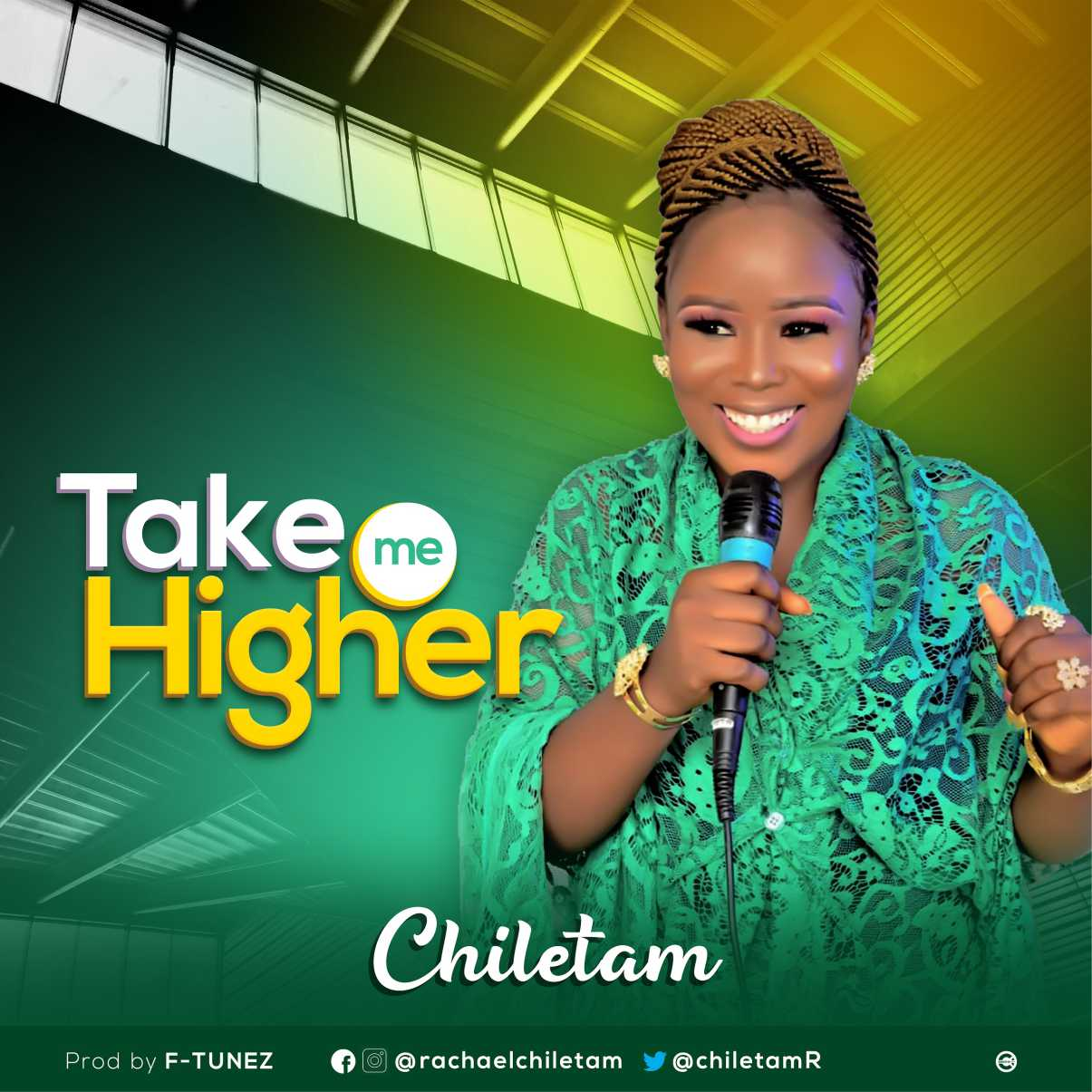 Chiletam - Take Me Higher