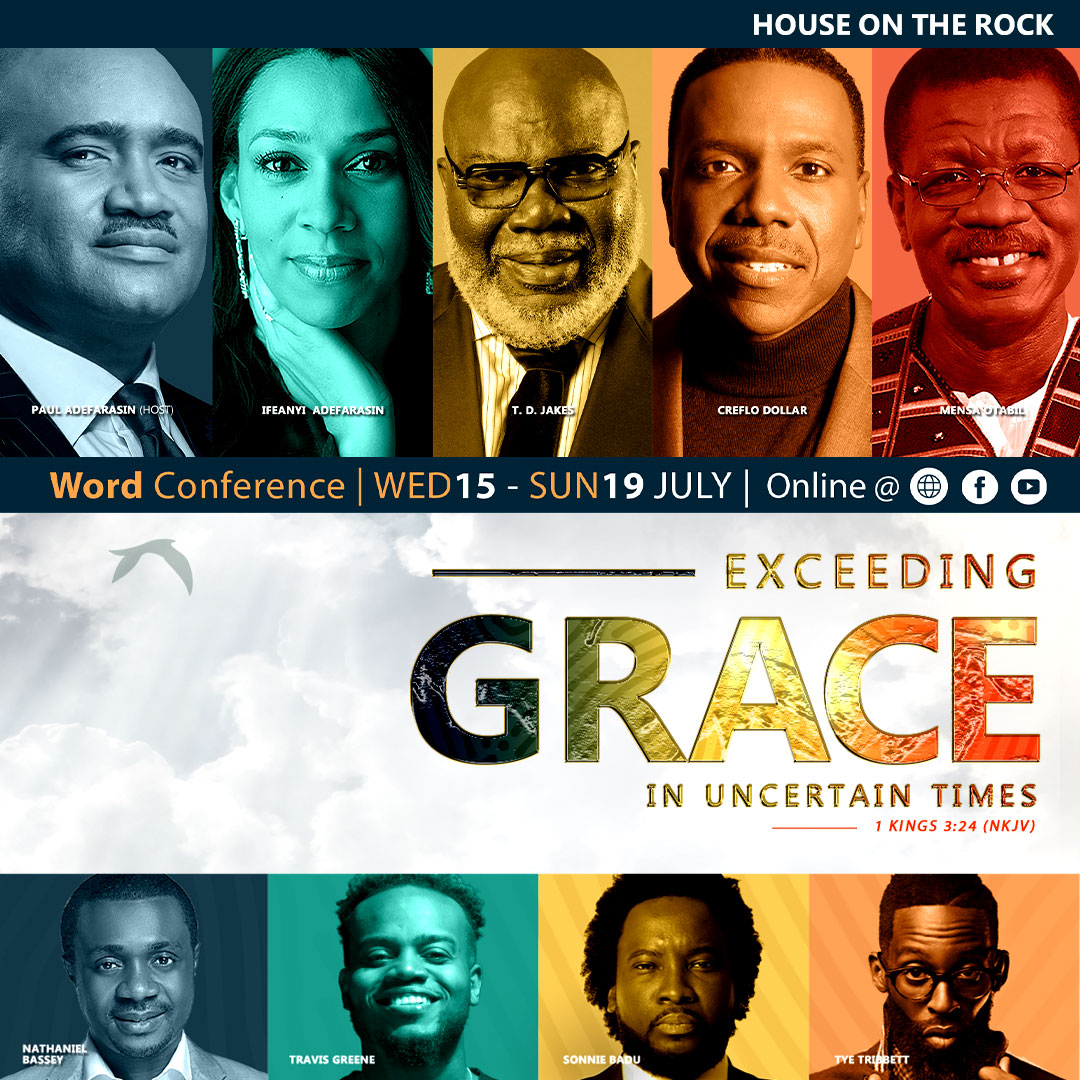 HOTR Annual Word Conference