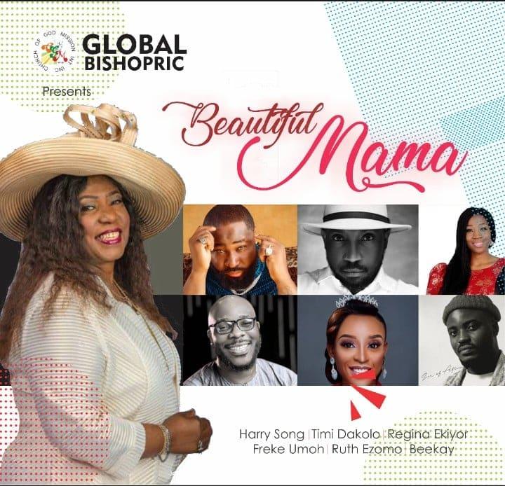 Beautiful Mama - Harry Song, Timi Dakolo, Regina Ekiyor, Freke Umoh, Ruth Ezomo, BeeKay