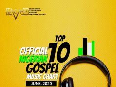 IACMP Top 10 Chart June