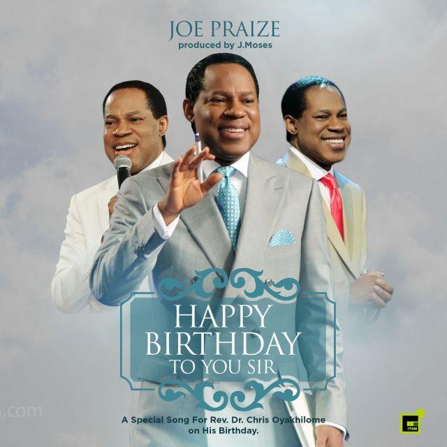 Joe Praize - Happy Birthday To You