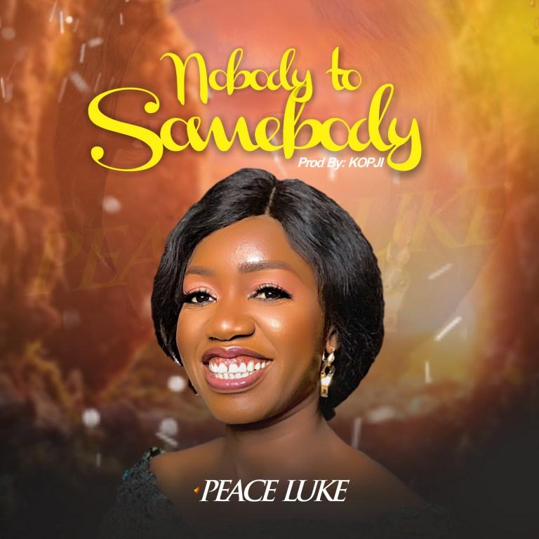 Peace Luke - Nobody To Somebody