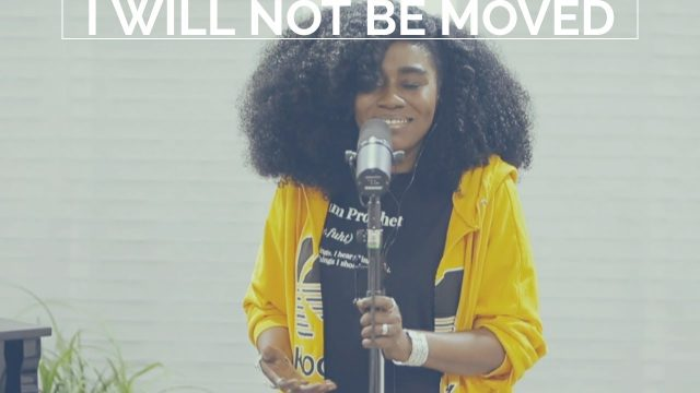 TY Bello - I Will Not Be Moved