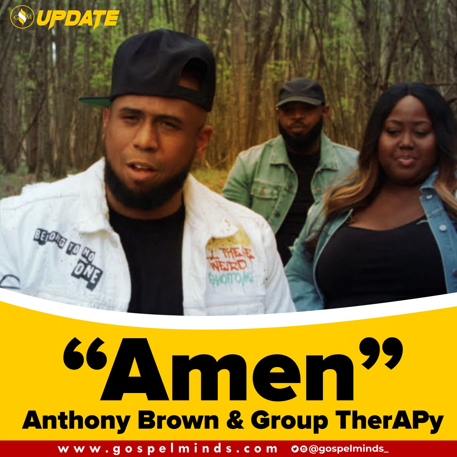 Amen Anthony Brown & Group TherAPy