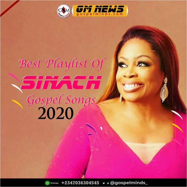 Best Playlist Of Sinach Gospel Songs