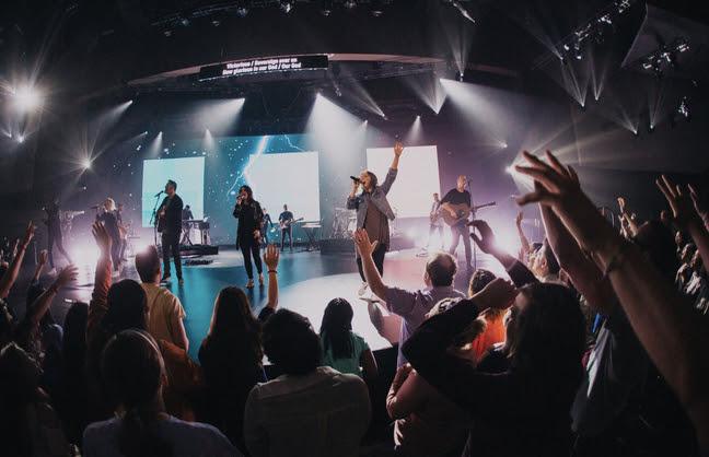 Gateway Worship - In The Shadow
