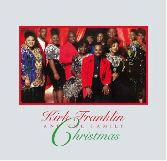 Kirk Franklin & the Family 'Christmas Album