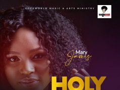Mary James - Holy Ghost