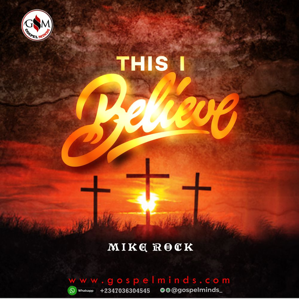 Mike Rock - This I Believe