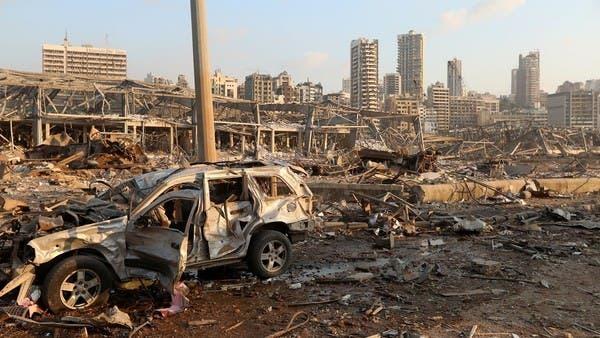 explosions rock Lebanese capital of Beirut