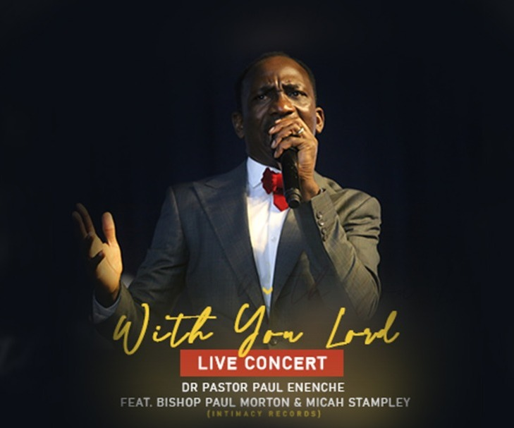 Paul Enenche Ft. Bishop Paul Morton & Micah Stampley