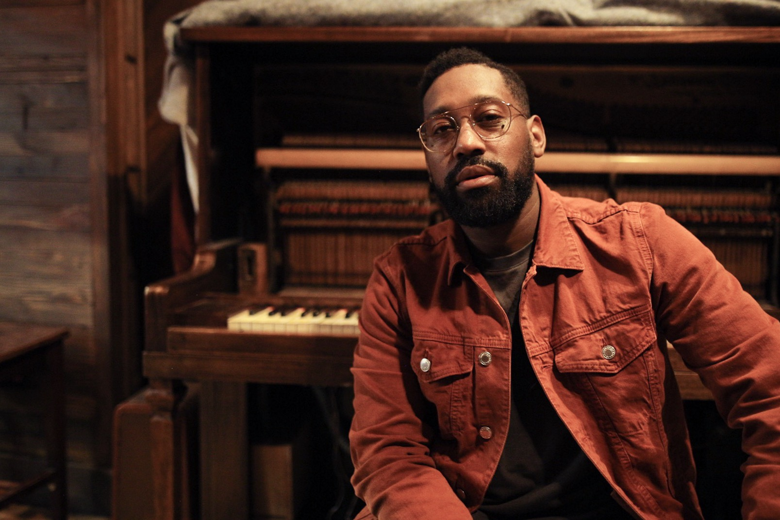 PJ Morton So In Love