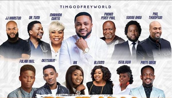 Tim Godfrey 2020 Online Concert