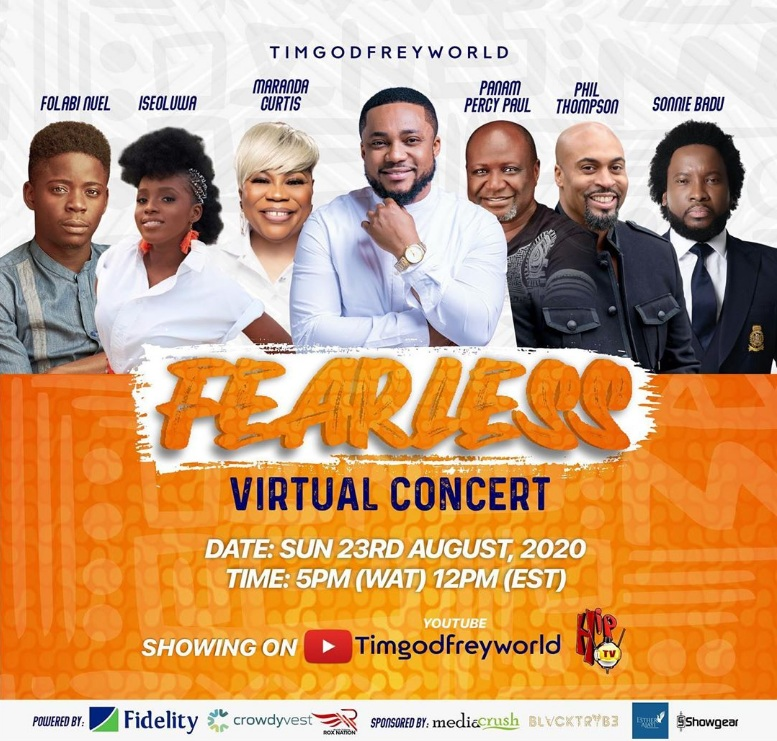 Tim Godfrey Fearless 2020 Edition