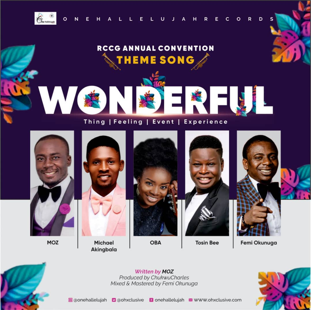 One Halleluyah Records - Wonderful