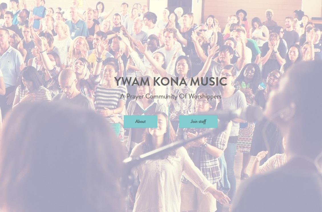 YWAM Kona Music