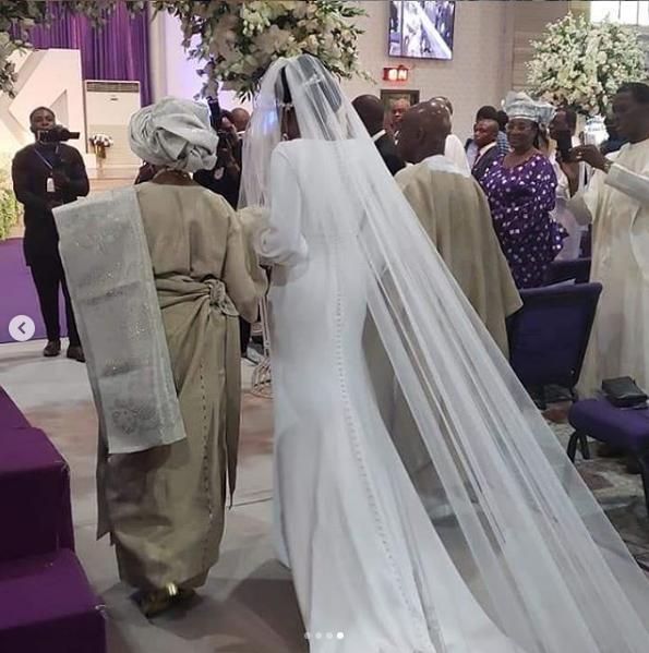 joyce oyedepo Marriage Picture
