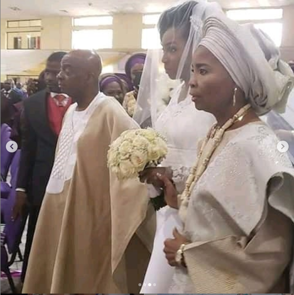 joyce oyedepo Wedding Photo