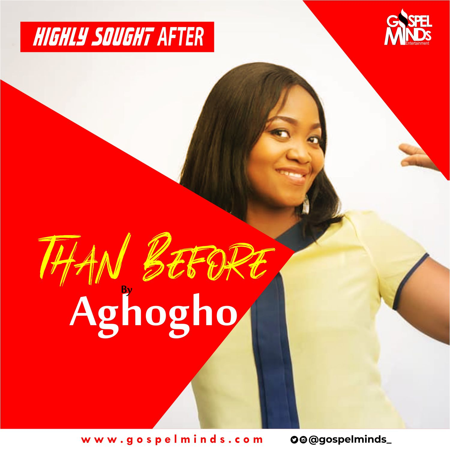Aghogho Music - Than Before