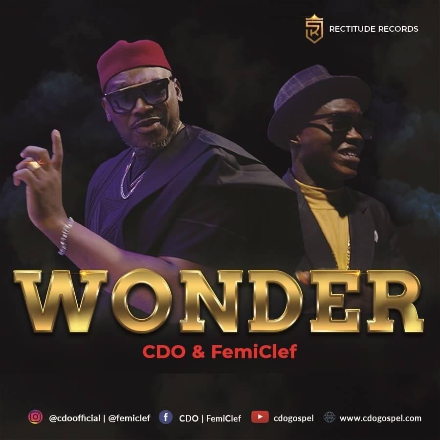 CDO and Femi Clef - WONDER