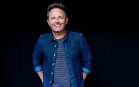 Chris Tomlin Tells 'God-ordained' story behind New Country Album