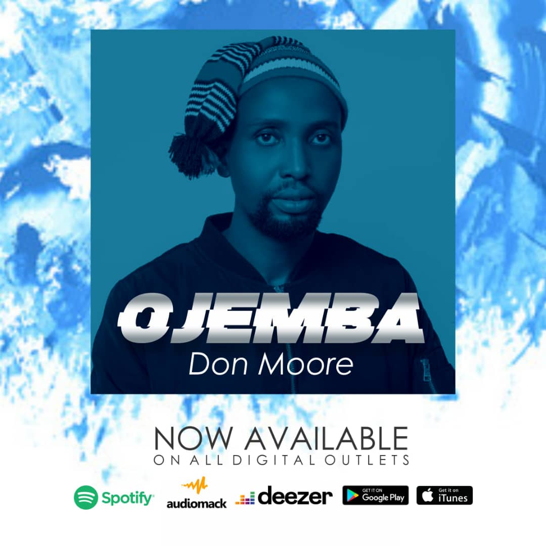 Don Moore - Ojemba