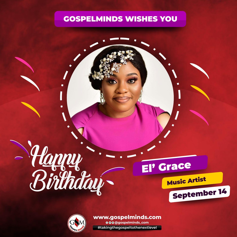 El' Grace Birthday