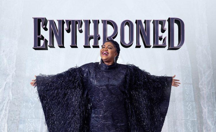 Enthroned - Bunmi Sunkanmi Official Music Video