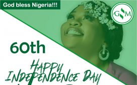 Happy 60th Independence Day Nigeria - Gospel Minds