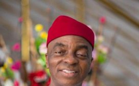 Happy Birthday Bishop David Oyedepo