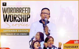 Healed By His Stripes - Chris Shalom & Wordbreed