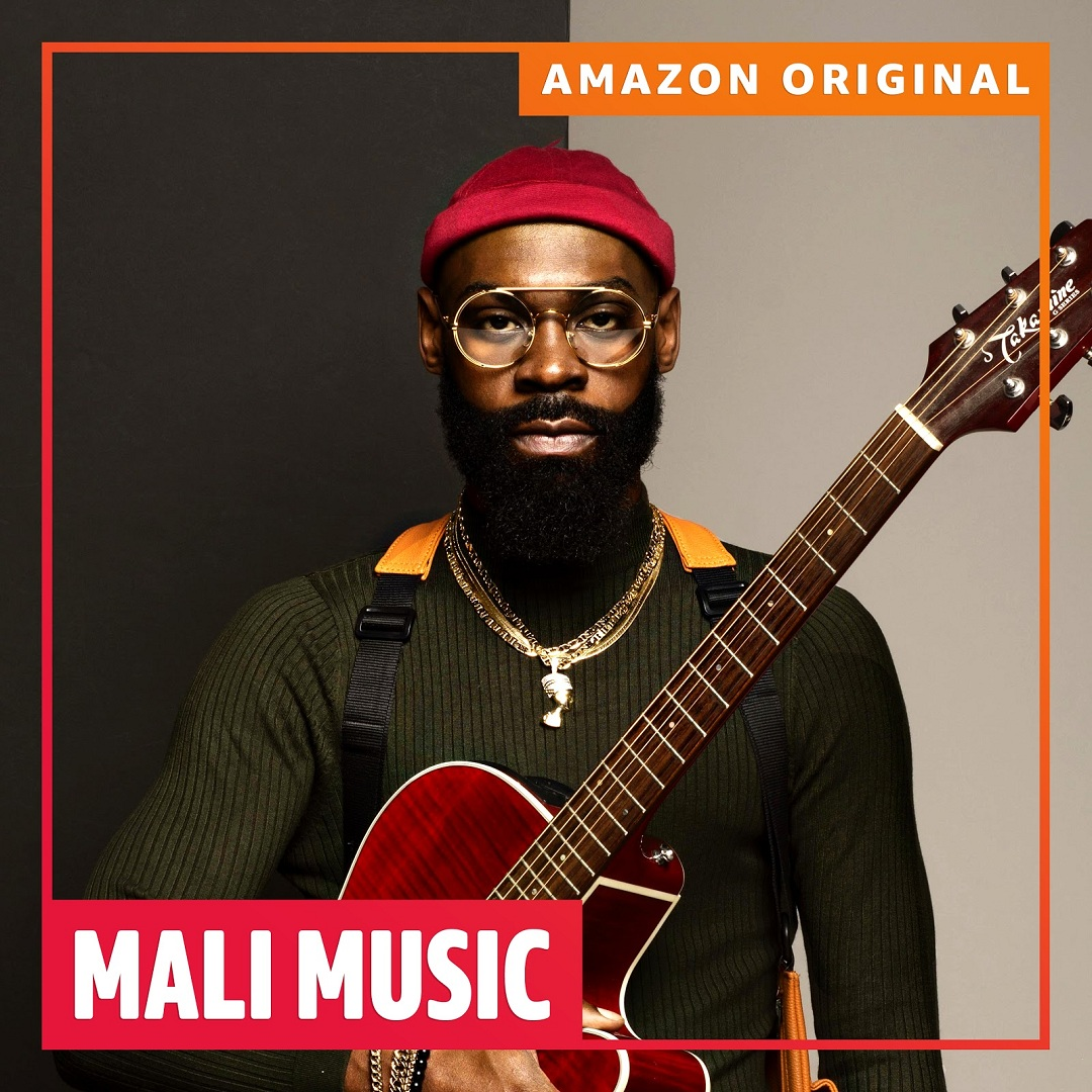 Mali Music Amazon Original cover Waterfalls