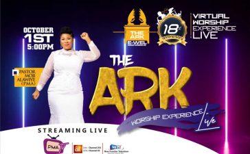 Moji Alawiye PMA Presents The Ark Virtual Worship Experience
