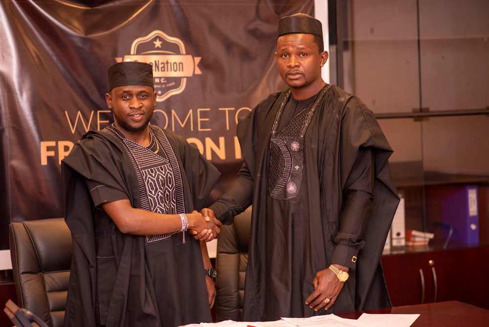 Nimix Signed Record Label Deal with Freenation Inc