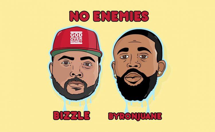 No Enemies - Bizzle ft. Byrone Juane