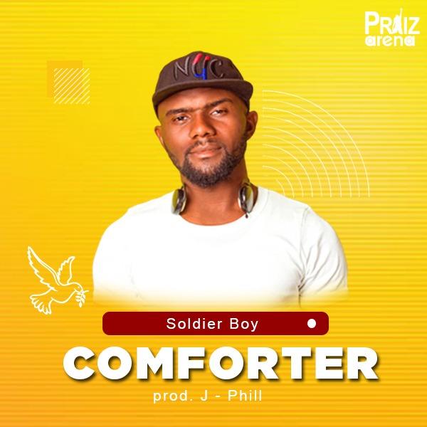 Soldier Boy - Comforter