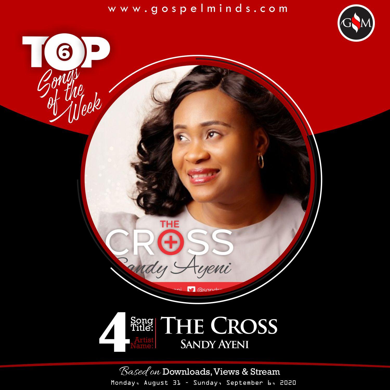 Top 6 Gospel Songs Of The Week - The Cross By Sandy Ayeni